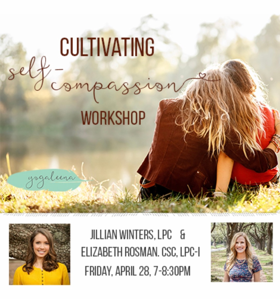 Cultivating Compassion MArketing FLyer